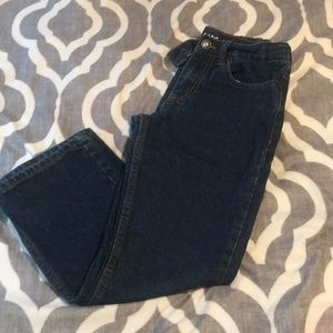 Cat and jack big boys Jeans size 8 like new
